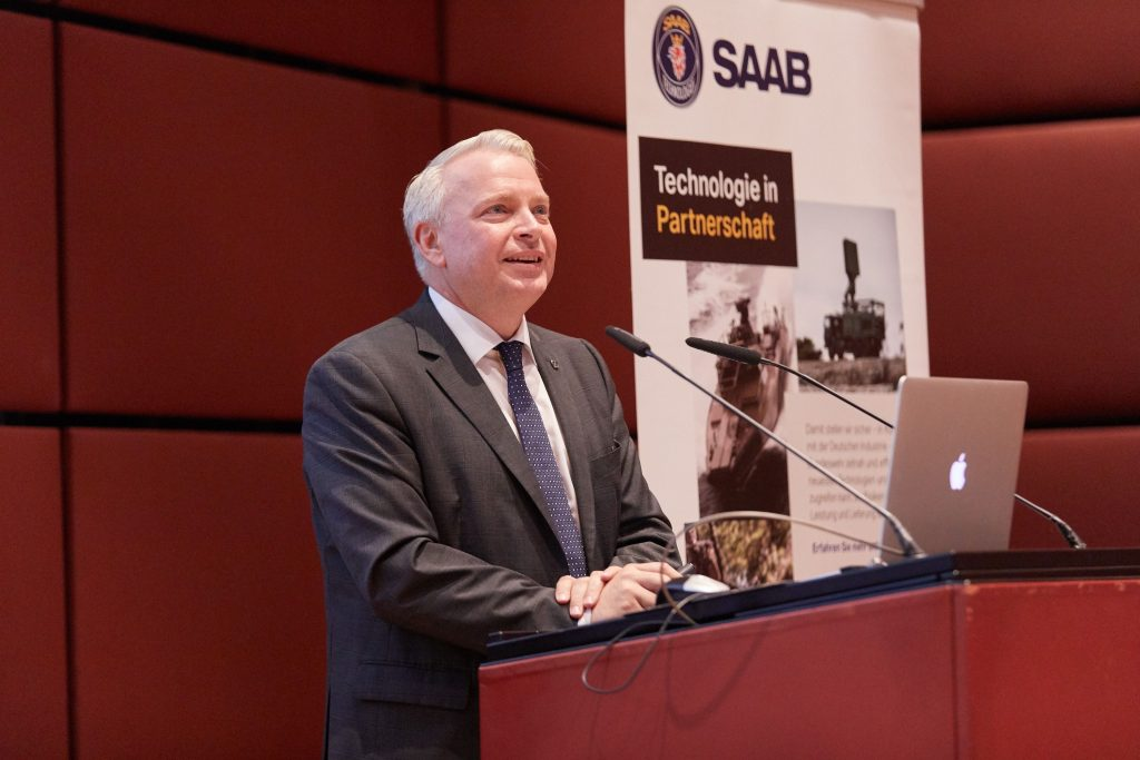 Saab mit Unterstützung des Betriebs des Gefechtsübungszentrums Heer (GÜZ) beauftragt
