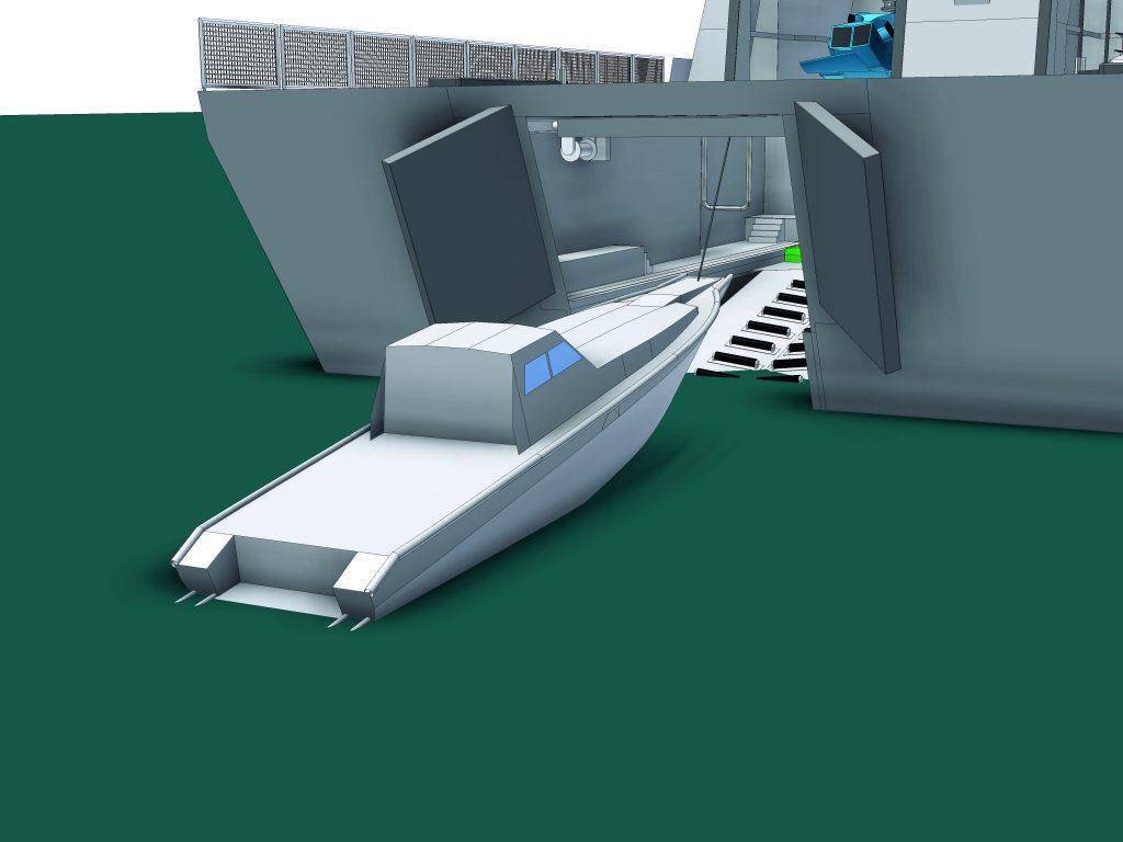 Die nächste Generation der Luftverteidigung – Erste Überlegungen zur Fregatte F 127