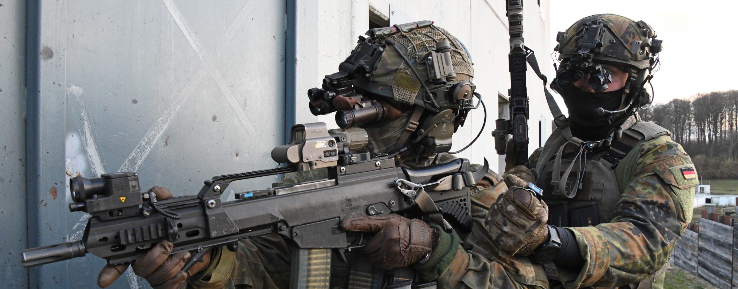 Gesteigerte Aufklärungs- und Handlungsfähigkeiten für NATO Kräfte bei Nacht