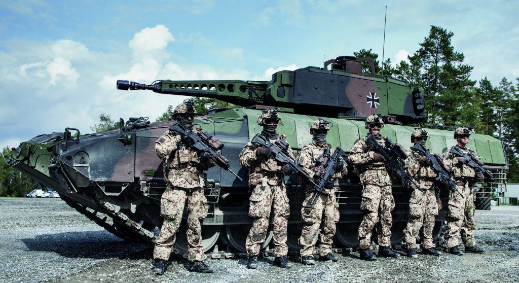 Umsetzung der Fähigkeitsforderungen des Schützenpanzers Puma in das System Panzergrenadier