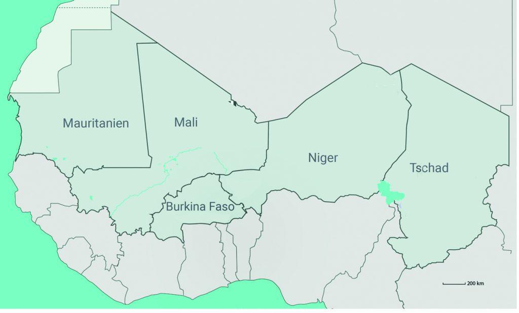 Für ein umfassenderes Engagement in der Sahel-Region