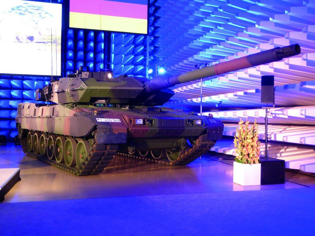 Der Kampfpanzer Leopard 2 A7V – Aufwuchs bei den gepanzerten Kampftruppen