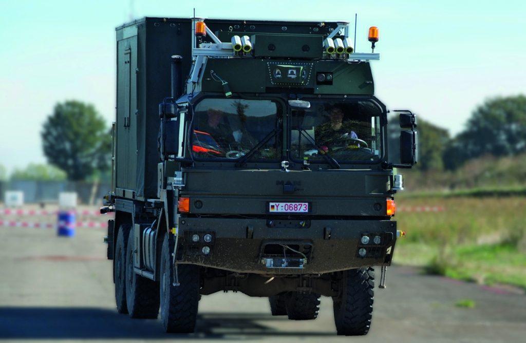Robotik und automatisierte Systeme in der Bundeswehr