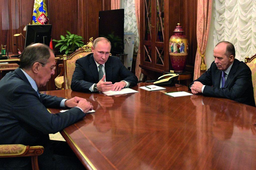 From Russia with Love – Nachrichtendienste der Russischen Föderation