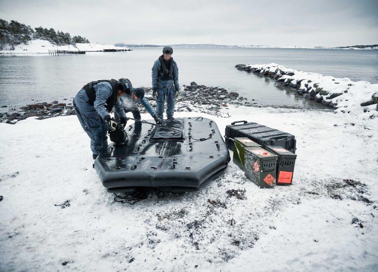 Neue Verbringungsmöglichkeit für maritime Spezialkräfte