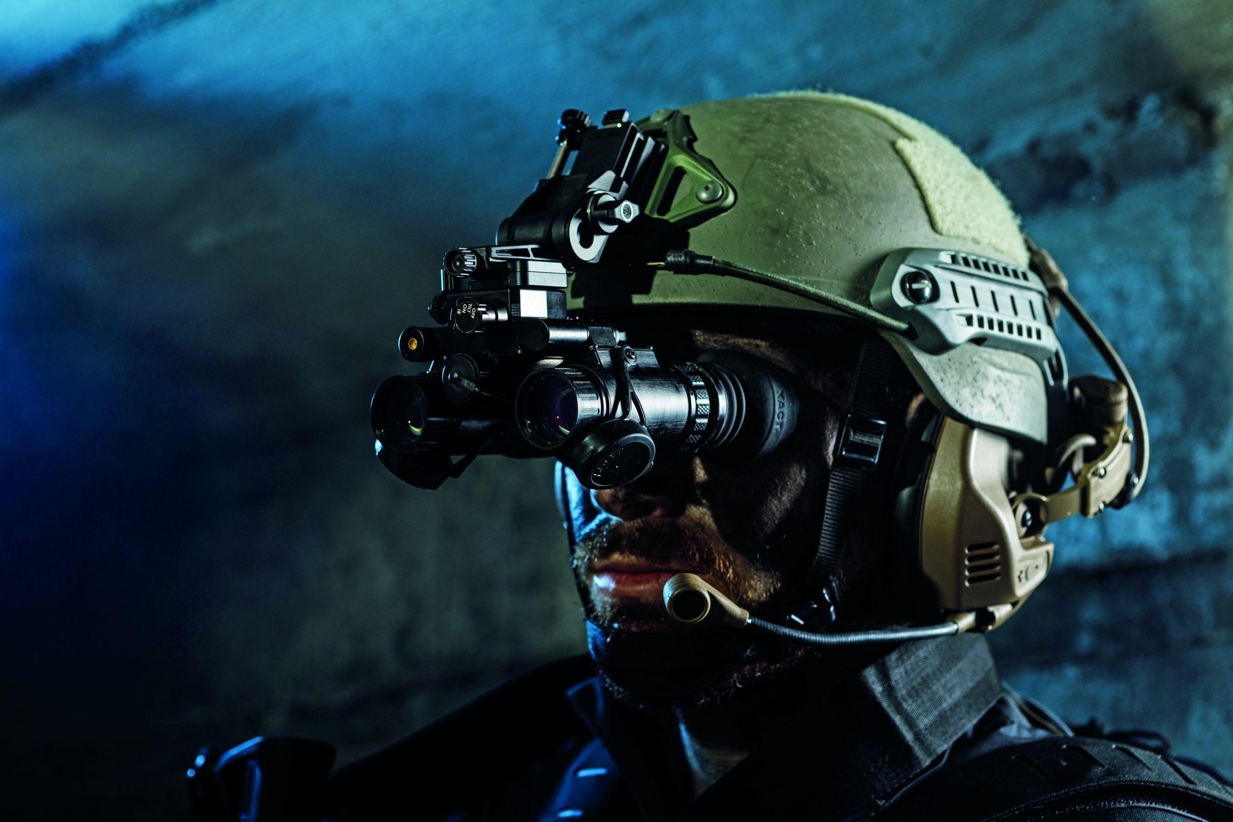 XACT nv3X – Nachtsichtfähigkeit für deutsche und belgische Streitkräfte