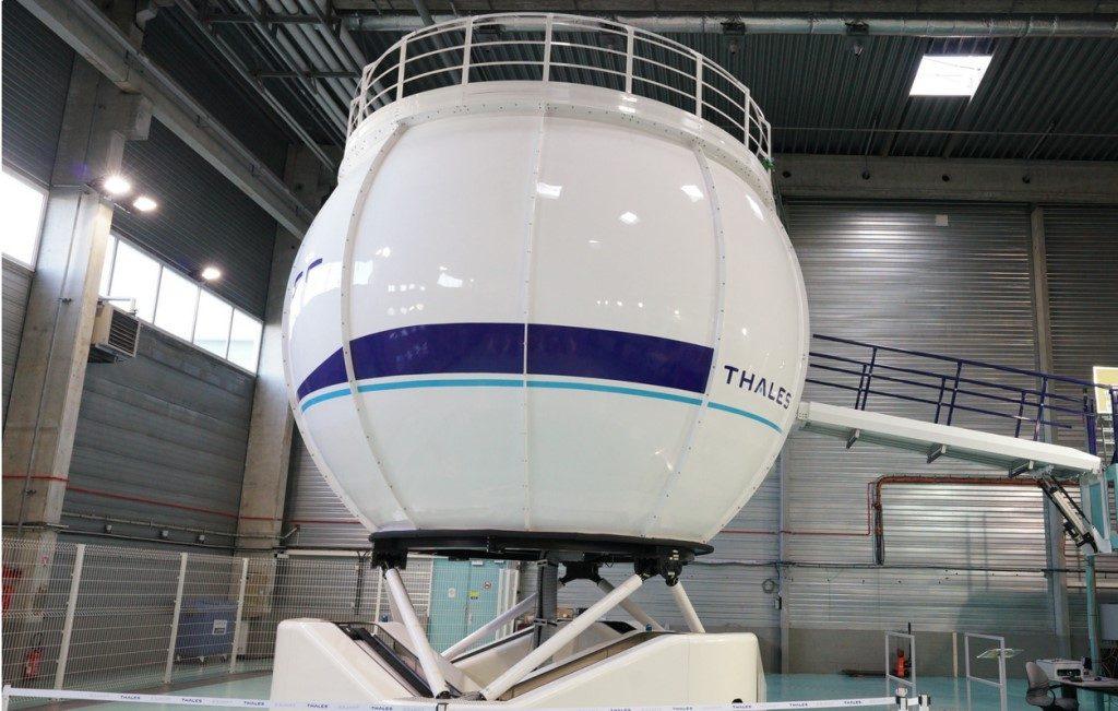 Erster Full Flight Simulator für H160