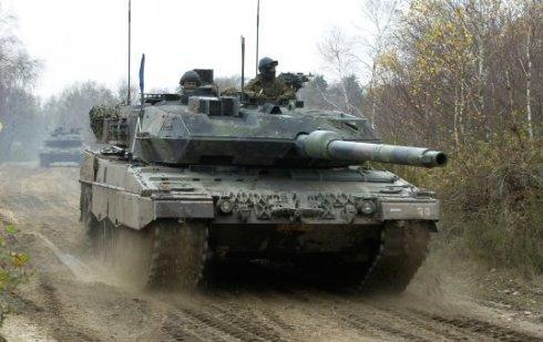 Neue Kampfpanzer für Norwegen