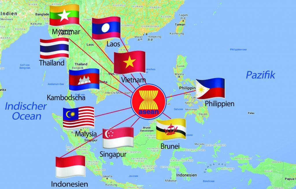 GSP – Der Indo-Pazifik: Eine Region im Fokus der globalen Sicherheitspolitik