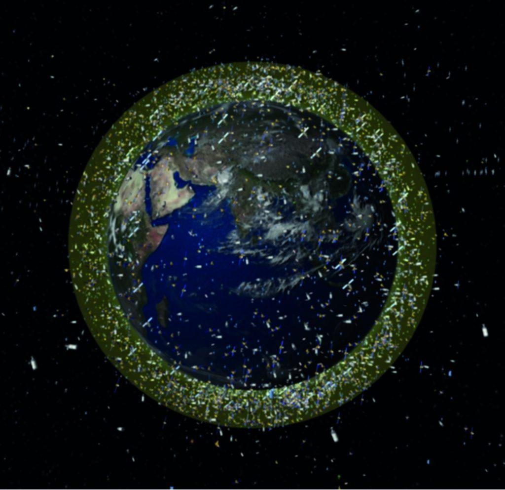 Die Bedeutung des Weltraums für unsere Sicherheit wird größer