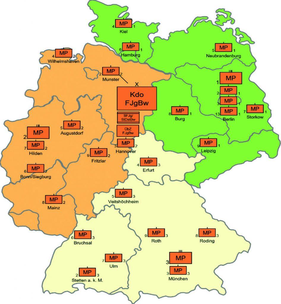 Feldjäger im Einsatz – 24/7 einsatzbereit für die Bundeswehr