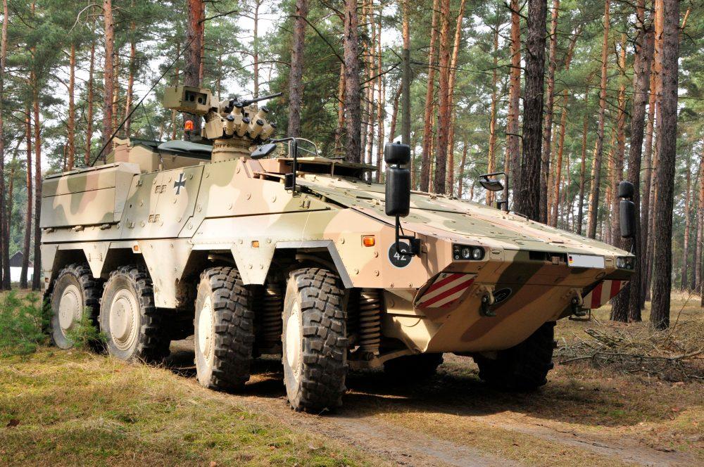 Boxer Führungsfahrzeuge werden modernisiert - Europäische Sicherheit & Technik