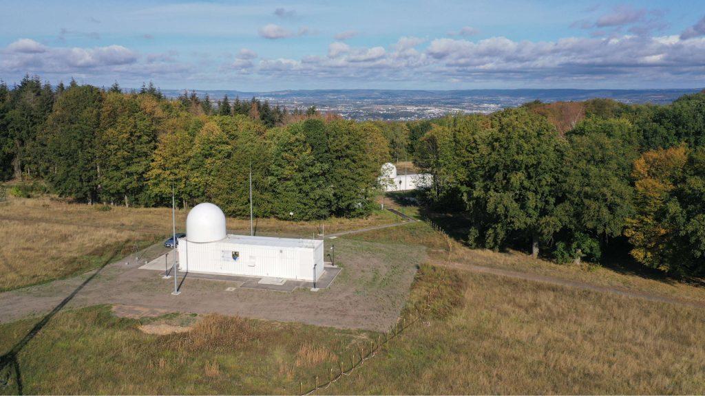 DLR entscheidet sich bei Weltraumbeobachtung für iSpace