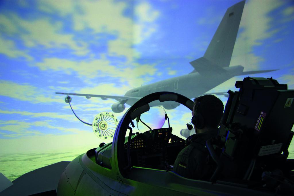 Digitalisierung konkret – Was die Luftwaffe als Teilstreitkraft braucht